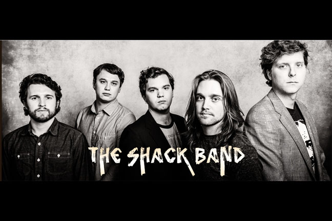 THE SHACK BAND
