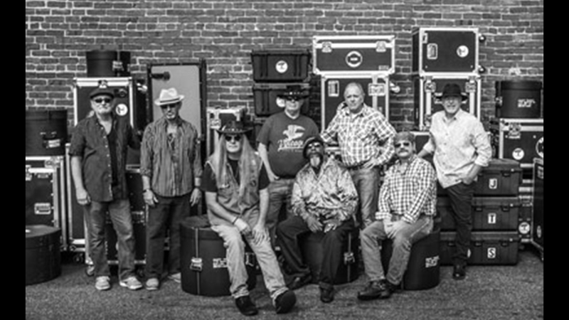 TRIBUTE – A Celebration of The Allman Brothers Band