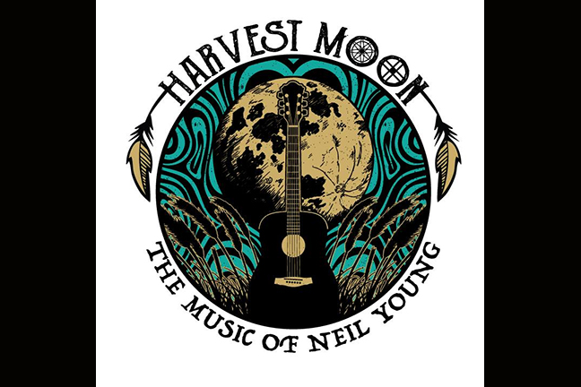 HARVEST MOON -  A Tribute to Neil Young - Saturday, August 28, 2021 at Visulite Theatre