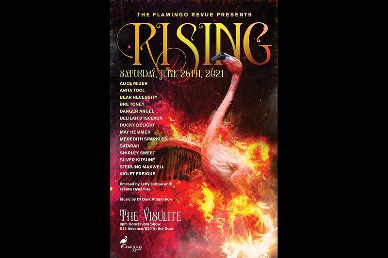 FLAMINGO REVUE Presents: RISING