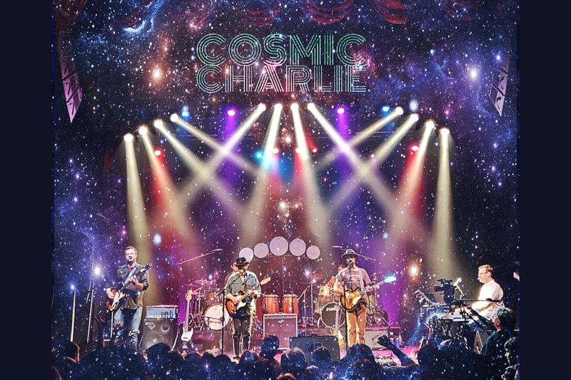 COSMIC CHARLIE - High energy Grateful Dead - Friday, June 4, 2021 at Visulite Theatre