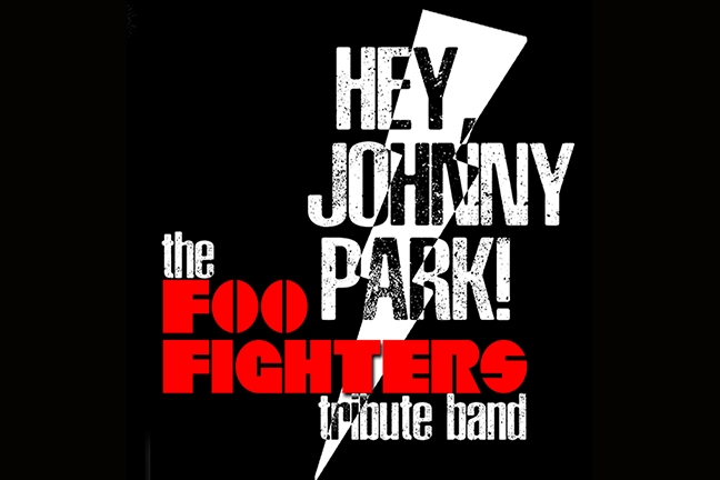 Foo Fighters Tribute - HEY JOHNNY PARK - Saturday, July 24, 2021 at Visulite Theatre